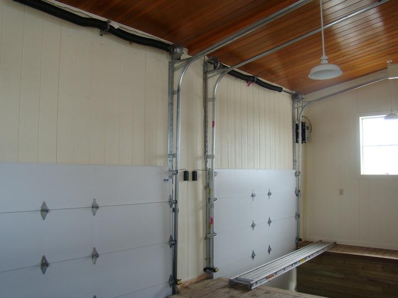 Coopersville garage door gallery