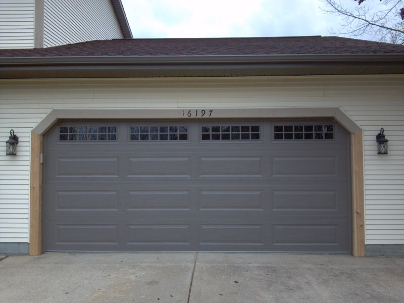 Garage door repair Coopersville