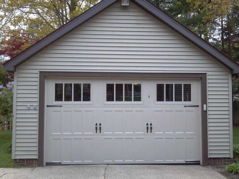 Muskegon garage door