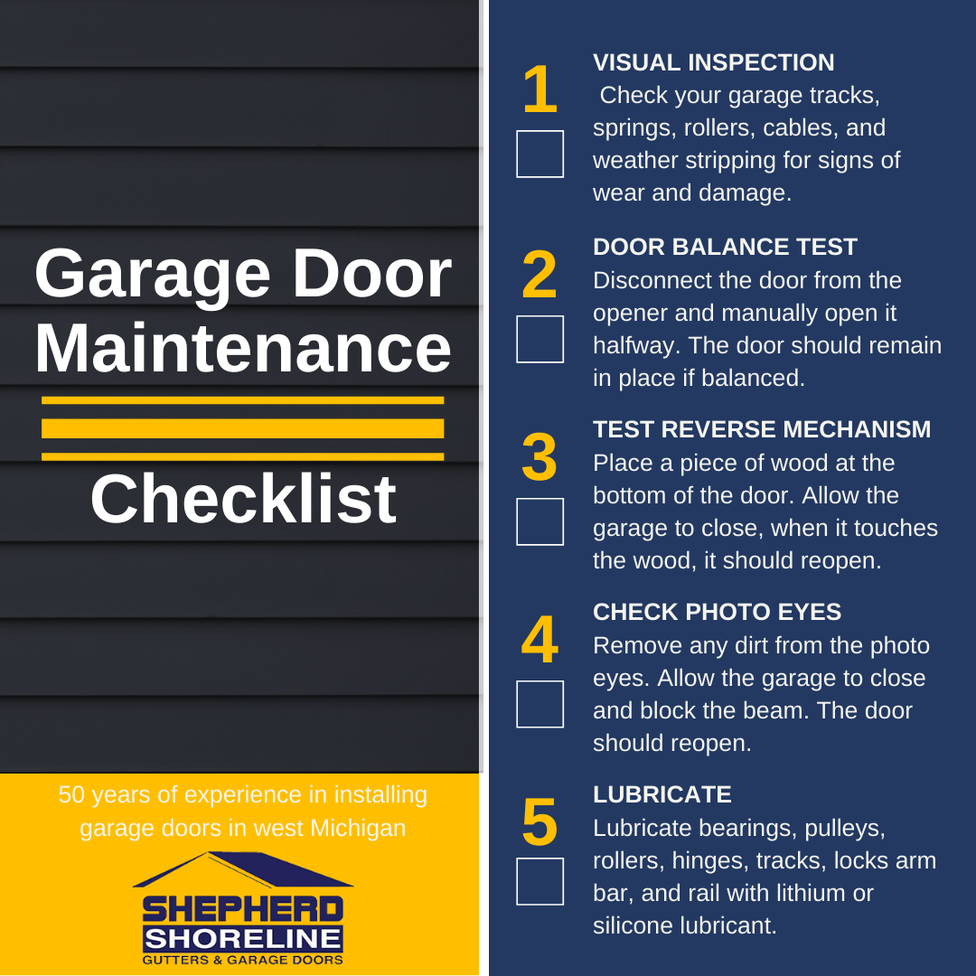 garage door repair Allendale